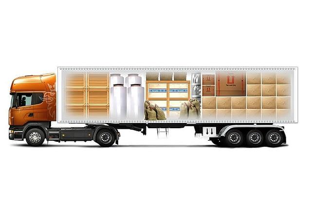 Перевозка сборных грузов.
