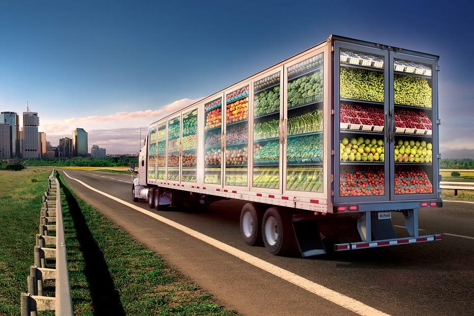 транспортировка скоропортящихся товаров
