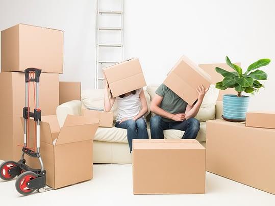 Сложности дачного переезда