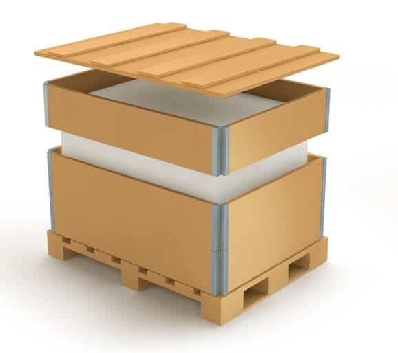 Упаковка груза для грузоперевозок